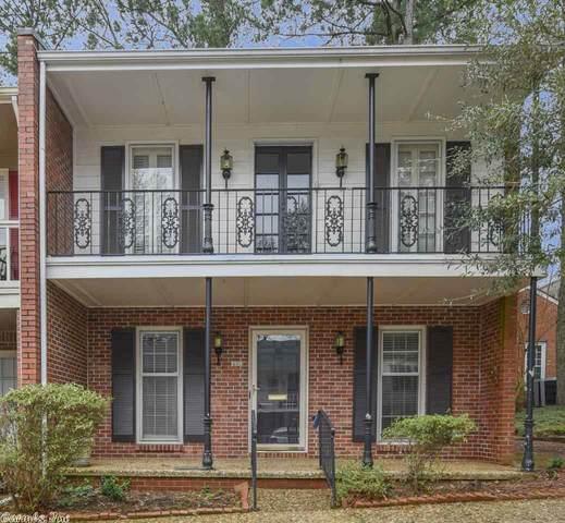 2805 Foxcroft Rd #401, Little Rock, AR 72227 (MLS #20009209) :: Truman Ball & Associates - Realtors® and First National Realty of Arkansas