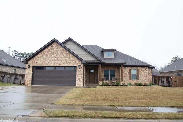 605 Creekside, Bryant, AR 72022 (MLS #20009800) :: Truman Ball & Associates - Realtors® and First National Realty of Arkansas