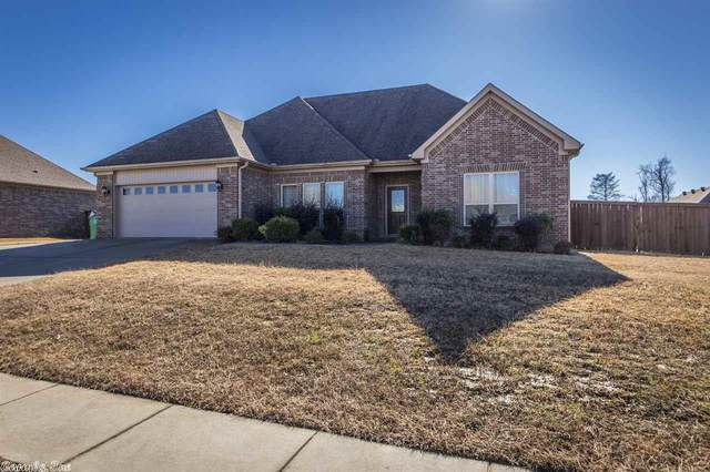 153 Crystal Lake, Austin, AR 72007 (MLS #20009885) :: RE/MAX Real Estate Connection