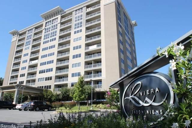 3700 Cantrell Road #1103, Little Rock, AR 72202 (MLS #20009964) :: Truman Ball & Associates - Realtors® and First National Realty of Arkansas