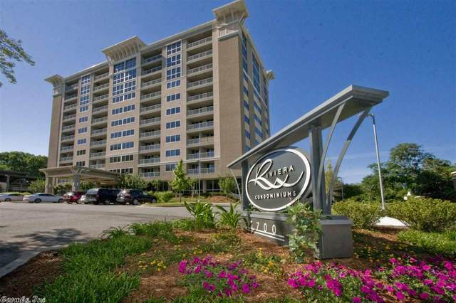 3700 Cantrell Road #1002, Little Rock, AR 72202 (MLS #20009972) :: Truman Ball & Associates - Realtors® and First National Realty of Arkansas