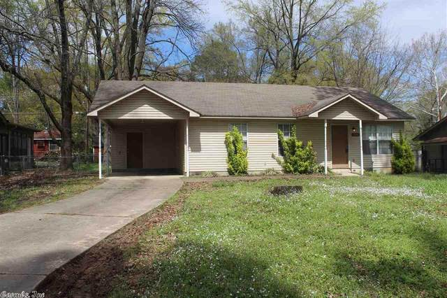 1304 Hill, Jacksonville, AR 72076 (MLS #20010013) :: RE/MAX Real Estate Connection