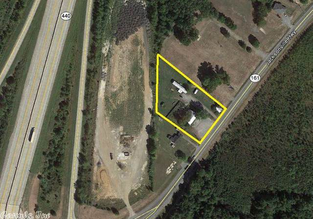 8315 Highway 161, Jacksonville, AR 72076 (MLS #20010171) :: RE/MAX Real Estate Connection