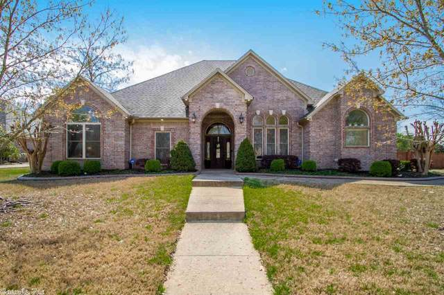 6421 Westminster, Benton, AR 72019 (MLS #20010186) :: Truman Ball & Associates - Realtors® and First National Realty of Arkansas