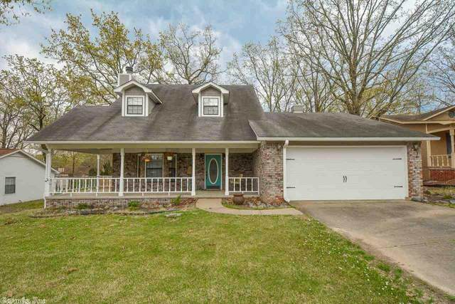 112 Markhaven, Sherwood, AR 72120 (MLS #20010240) :: RE/MAX Real Estate Connection