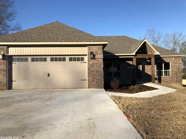 134 Hudson Branch, Austin, AR 72007 (MLS #20010318) :: RE/MAX Real Estate Connection