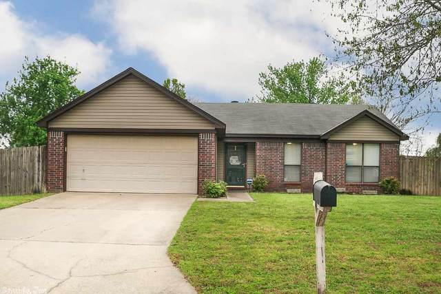 10 Fieldcrest, Cabot, AR 72023 (MLS #20010423) :: RE/MAX Real Estate Connection