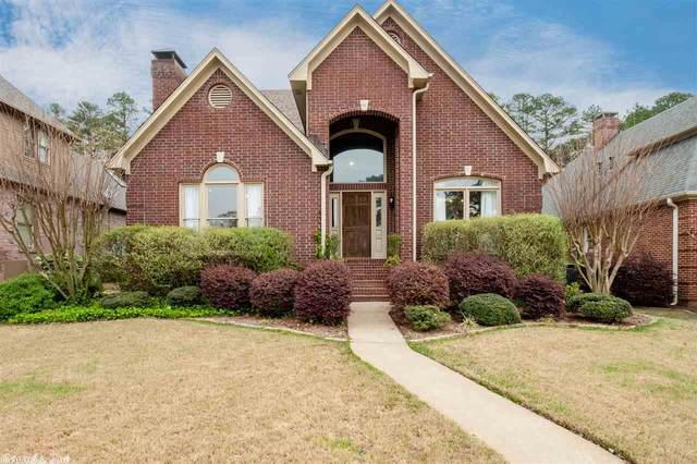 56 Duclair, Little Rock, AR 72223 (MLS #20010473) :: Truman Ball & Associates - Realtors® and First National Realty of Arkansas