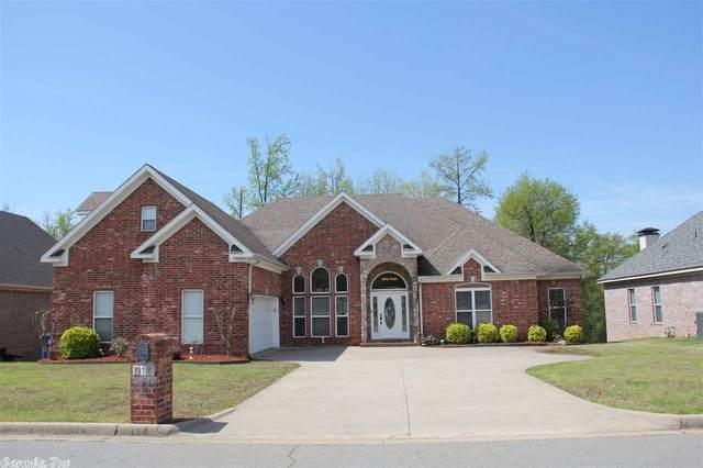 136 Scenic Valley, Maumelle, AR 72113 (MLS #20010685) :: Truman Ball & Associates - Realtors® and First National Realty of Arkansas