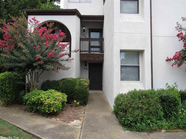 301 Kings Row #201, Little Rock, AR 72207 (MLS #20010968) :: Truman Ball & Associates - Realtors® and First National Realty of Arkansas