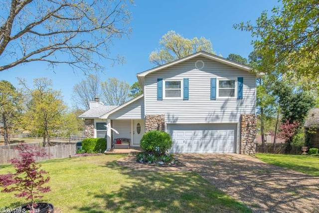5 Valley View Ct, Maumelle, AR 72113 (MLS #20010983) :: Truman Ball & Associates - Realtors® and First National Realty of Arkansas