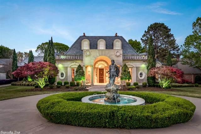 120 Hickory Creek Circle, Little Rock, AR 72212 (MLS #20011056) :: Truman Ball & Associates - Realtors® and First National Realty of Arkansas