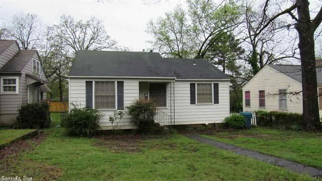 1606 S Pierce, Little Rock, AR 72204 (MLS #20011074) :: Truman Ball & Associates - Realtors® and First National Realty of Arkansas