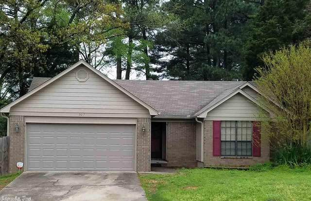 3017 Forest, Bryant, AR 72022 (MLS #20011121) :: Truman Ball & Associates - Realtors® and First National Realty of Arkansas