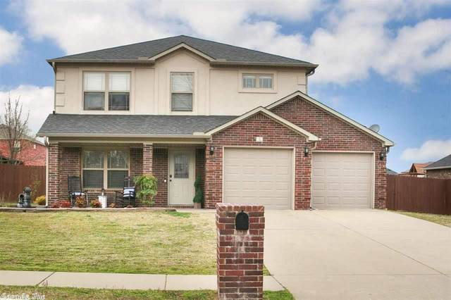 58 Earnhardt Circle, Cabot, AR 72023 (MLS #20011134) :: Truman Ball & Associates - Realtors® and First National Realty of Arkansas