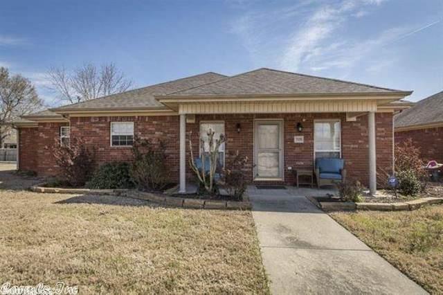 705 Dakota, Cabot, AR 72023 (MLS #20011153) :: Truman Ball & Associates - Realtors® and First National Realty of Arkansas