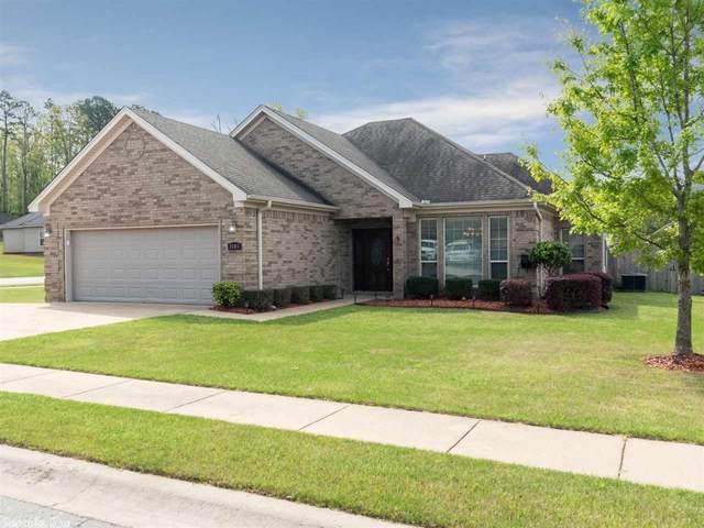 2503 Redcliff Drive, Benton, AR 72019 (MLS #20011155) :: Truman Ball & Associates - Realtors® and First National Realty of Arkansas