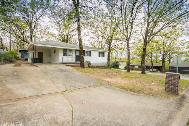 617 Libby, North Little Rock, AR 72118 (MLS #20011196) :: Truman Ball & Associates - Realtors® and First National Realty of Arkansas