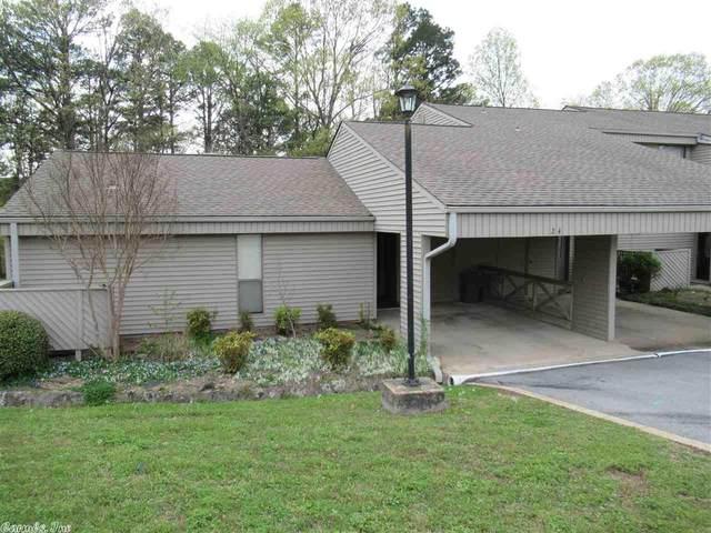 135 Hillview Dr. #24, Fairfield Bay, AR 72088 (MLS #20011250) :: Truman Ball & Associates - Realtors® and First National Realty of Arkansas