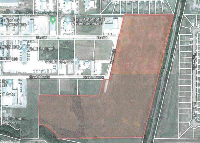 Jonesboro, AR 72401 :: Truman Ball & Associates - Realtors® and First National Realty of Arkansas