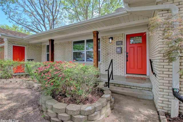3408 Sevier, North Little Rock, AR 72116 (MLS #20011426) :: Truman Ball & Associates - Realtors® and First National Realty of Arkansas