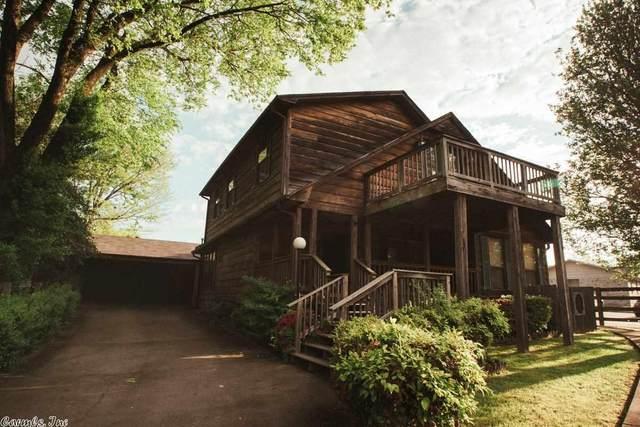 605 Greenhill, Benton, AR 72019 (MLS #20011429) :: Truman Ball & Associates - Realtors® and First National Realty of Arkansas