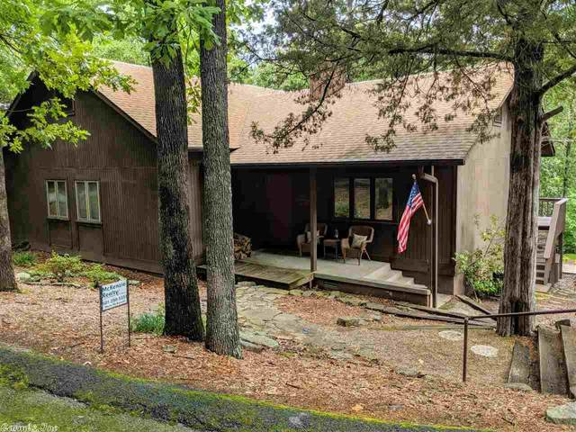 446 Forest, Heber Springs, AR 72543 (MLS #20011841) :: Truman Ball & Associates - Realtors® and First National Realty of Arkansas