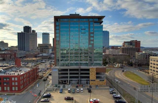 300 E 3rd #1503, Little Rock, AR 72201 (MLS #20012234) :: Truman Ball & Associates - Realtors® and First National Realty of Arkansas