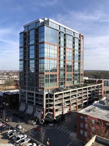 315 Rock, #1507 #1507, Little Rock, AR 72202 (MLS #20012659) :: Truman Ball & Associates - Realtors® and First National Realty of Arkansas
