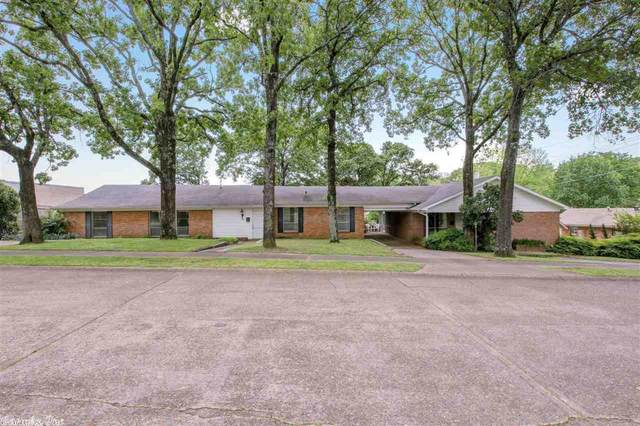 1706 Topf, North Little Rock, AR 72116 (MLS #20013166) :: Truman Ball & Associates - Realtors® and First National Realty of Arkansas