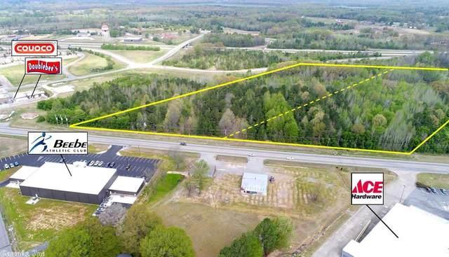 1106 Dewitt Henry, Beebe, AR 72012 (MLS #20013242) :: United Country Real Estate