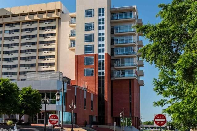 5 Statehouse Plaza 10B 10B, Little Rock, AR 72201 (MLS #20013709) :: Truman Ball & Associates - Realtors® and First National Realty of Arkansas
