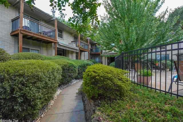 1 Coolwood Drive Unit 8, Little Rock, AR 72202 (MLS #20013887) :: Truman Ball & Associates - Realtors® and First National Realty of Arkansas