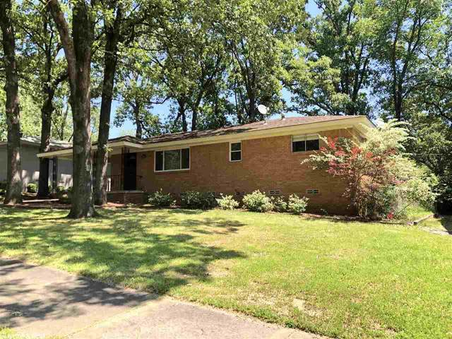 5016 Oaklawn, North Little Rock, AR 72116 (MLS #20014330) :: Truman Ball & Associates - Realtors® and First National Realty of Arkansas