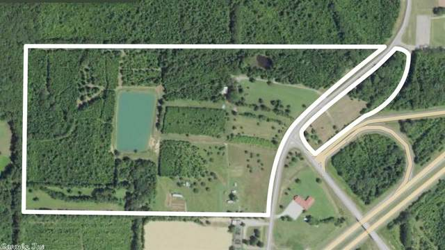 126 Evans Lane, Beebe, AR 72012 (MLS #20014369) :: United Country Real Estate