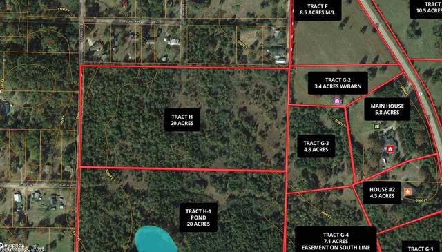 1 Hwy 8 East, Mena, AR 71953 (MLS #20014848) :: United Country Real Estate