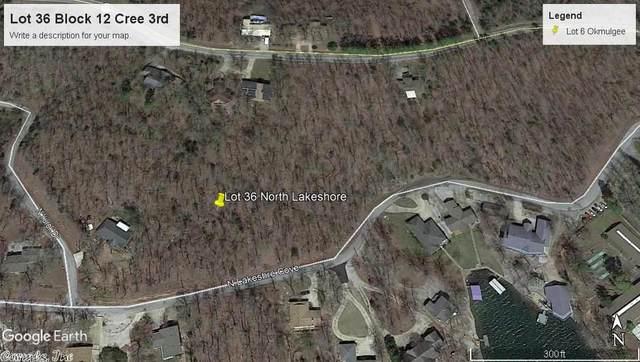 N Lakeshore, Cherokee Village, AR 72529 (MLS #20015332) :: United Country Real Estate
