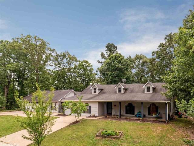 111 Murray Hill, Hot Springs National Park, AR 71913 (MLS #20015550) :: Truman Ball & Associates - Realtors® and First National Realty of Arkansas