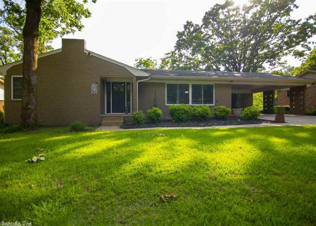2028 Topf, North Little Rock, AR 72116 (MLS #20015803) :: Truman Ball & Associates - Realtors® and First National Realty of Arkansas