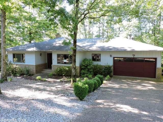 54 Monovar Way, Hot Springs Vill., AR 71909 (MLS #20016056) :: Truman Ball & Associates - Realtors® and First National Realty of Arkansas