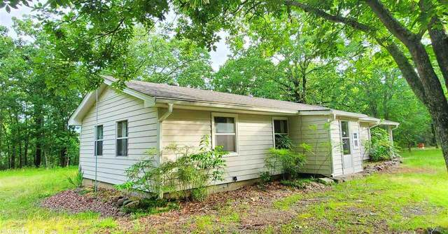 105 Pine Hill, Higden, AR 72067 (MLS #20016104) :: United Country Real Estate