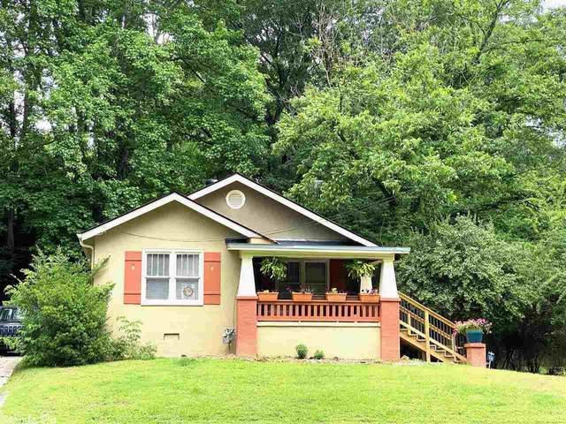 112 Holly Street, Hot Springs, AR 71901 (MLS #20016199) :: Truman Ball & Associates - Realtors® and First National Realty of Arkansas