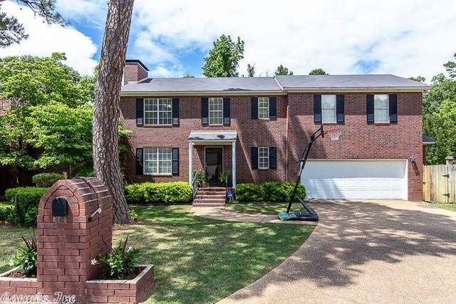 12 Rocky Valley Cove, Little Rock, AR 72212 (MLS #20016202) :: Truman Ball & Associates - Realtors® and First National Realty of Arkansas