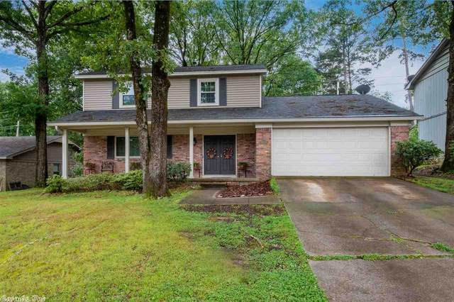 12019 Pleasant Forest, Little Rock, AR 72212 (MLS #20016308) :: Truman Ball & Associates - Realtors® and First National Realty of Arkansas