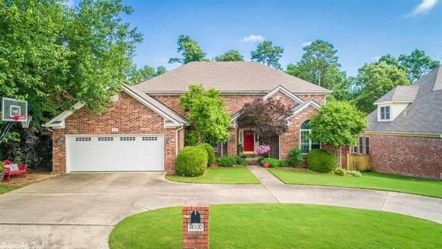 14700 Honey Bear Drive, Little Rock, AR 72223 (MLS #20016348) :: Truman Ball & Associates - Realtors® and First National Realty of Arkansas