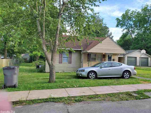 724 W Park Street, Paragould, AR 72450 (MLS #20017166) :: United Country Real Estate