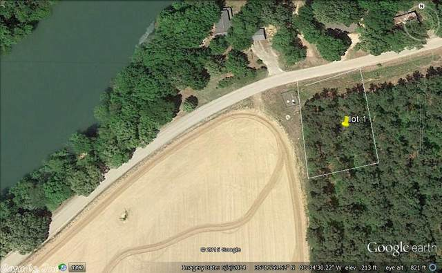 260 River  Bend Rd South, Searcy, AR 72143 (MLS #20017656) :: United Country Real Estate