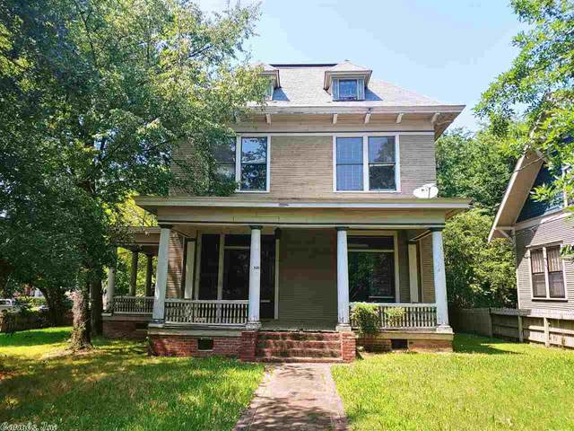 320 W Charles Bussey, Little Rock, AR 72206 (MLS #20018555) :: United Country Real Estate