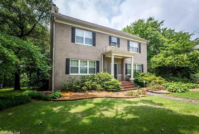 124 Skyline, North Little Rock, AR 72116 (MLS #20018739) :: United Country Real Estate