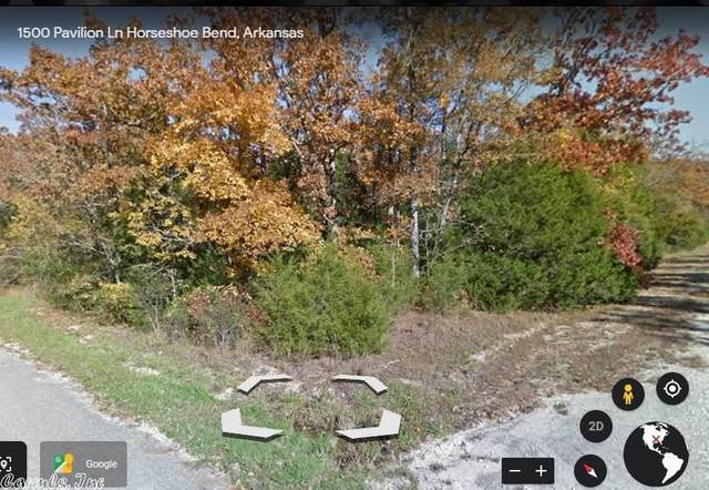 1500 North Pavillion, Horseshoe Bend, AR 72512 (MLS #20019041) :: United Country Real Estate